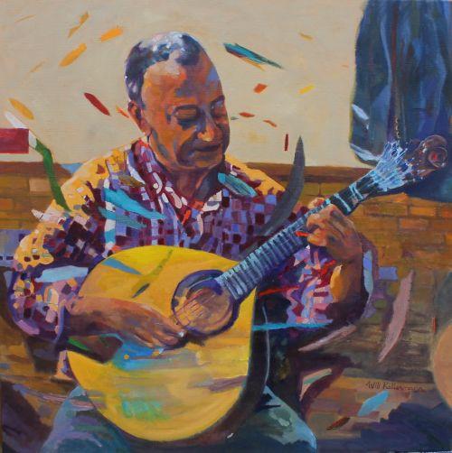 Portugues Guitar