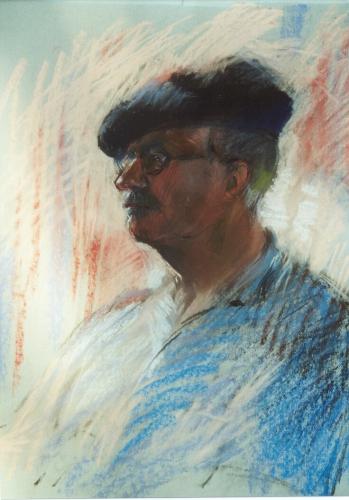 Portret pastel | 30 x 40