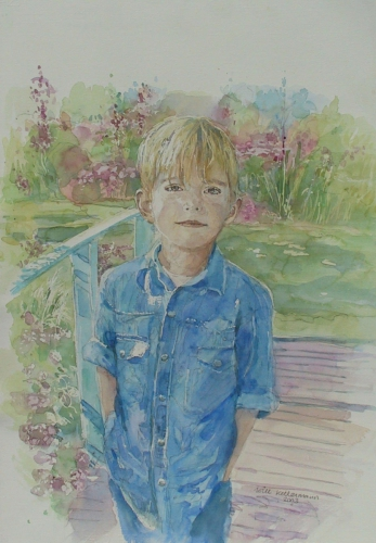 Kinderportret | 65 x 45