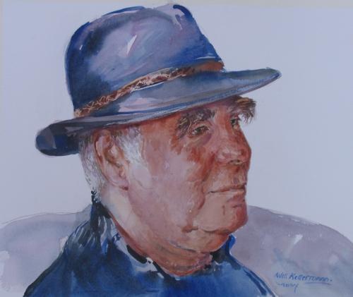 Portret aquarel | 40 x 60