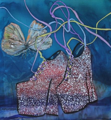 Shoe Lace € 850,00