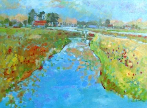 Waterland | 65 x 85 | € 1.475,00